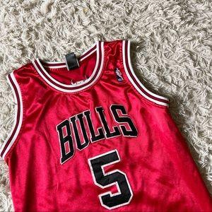 * bulls boozer jersey *